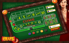 image of craps information